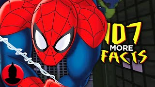 Download 107 MORE Spider-Man Facts YOU Should Know! - Cartoon Facts! (107 Facts S6 E25) Video
