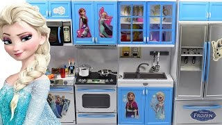 Download Toy Kitchen Set Cooking Playset For Children ❄ Cooking Toys For Kids by Haus Toys Video