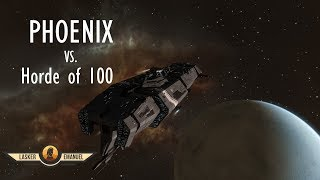 Download EVE Solo PvP: Phoenix vs Horde of over 100 Video