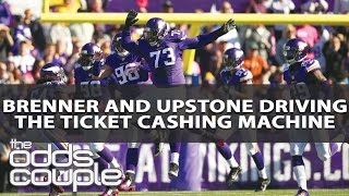 Download Dallas Cowboys vs Minnesota Vikings Week 13   The Odds Couple & Doug Upstone   NFL Picks Video