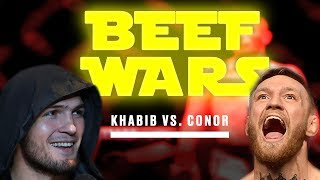 Download Conor McGregor Vs. Khabib Nurmagomedov: Beef Wars! Video