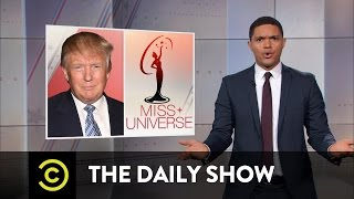 Download Donald Trump Doubles Down on Fat-Shaming Miss Universe: The Daily Show Video