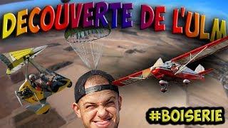 Download MON PREMIER VOL EN ULM #BOISERIE Video