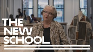 Download Parsons Textiles (MFA) by program founder Li Edelkoort | Parsons School of Design Video