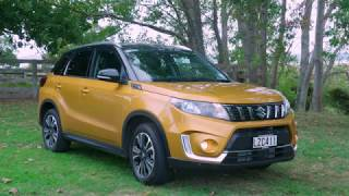 Download 2019 Suzuki Vitara - Video Road Report Video