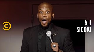 Download Ali Siddiq: It's Bigger Than These Bars - Getting Arrested & Staying Fit Video