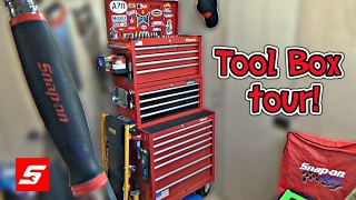 Download Tool Box Tour 2017! Snap on tools! Video