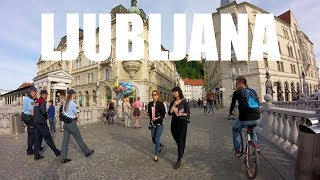 Download LJUBLJANA, the Capital of Slovenia: Is It Worth Visiting? Video