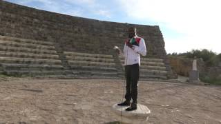 Download RARE: Apostle SULEMAN Stood on ANCIENT podium used by APOSTLE PAUL Video
