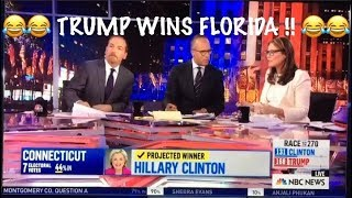 Download Trump wins Florida! *** Top 10 *** MOST enjoyable MSM reactions Video