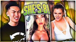 Download IMPOSSIBLE GUESS HER AGE CHALLENGE feat. Alissa Violet (We Failed..) Video