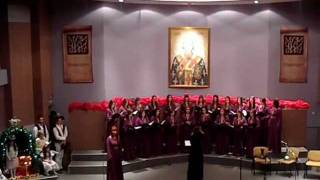 Download CARICA TIŠINE / Царица Тишине - Dečija Crkvena Pevačka Družina BRANKO Video