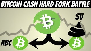 Download Bitcoin Cash Hard Fork | Hash Wars Turn into Protracted Battle (ABC vs SV) Video