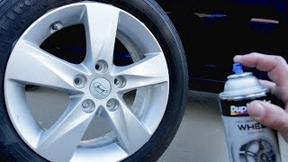 Download How To Spray Paint Wheels Like a PRO! Video