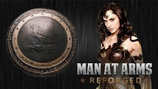 Download Wonder Woman Shield - MAN AT ARMS: REFORGED Video