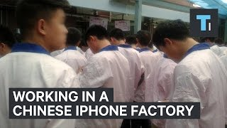 Download This man worked undercover in a Chinese iPhone factory Video