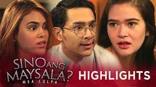 Download Gaylord and Lolita stop Juris of getting rid of Zoila   Sino Ang Maysala Video