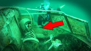 Download 5 Bizarre Things Found Underwater Nobody Can Explain! Video