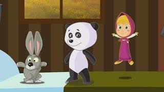 Download 5 Scimmiette saltavano sul letto - Canzoni per bambini e bimbi piccoli di Dolci Melodie Video