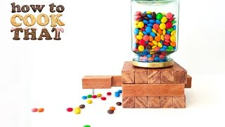 Download 5 DIY CHRISTMAS GIFT IDEAS How To Cook That, candy dispenser Video