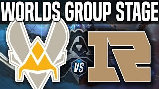 Download VIT vs RNG - Worlds 2018 Group Stage Day 5 - Vitality vs Royal Never Give Up Worlds 2018 Group Stage Video