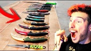 Download CUCHILLO FLIP CHALLENGE #3 EL MEJOR RETO DE CUCHILLOS Flippy Knife MAKIMAN Video