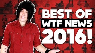 Download BEST WTF NEWS of 2016! Video
