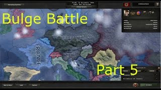 Download Let's Play Hearts of Iron 4 Bulge Battle Part 5 - Closing Pockets and Sweet Victory Video