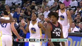 Download NBA Games of the Year - Toronto Raptors at Golden State Warriors from 12/28/2016 Video