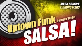 Download ″Uptown Funk″ (Salsa Version By Brian Safdie) Video