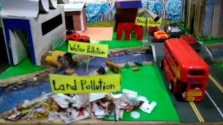 Download Making of Pollution Model By Sohail Imran Video