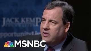 Download Chris Christie: Paul LePage Apologized For His Remarks | MSNBC Video