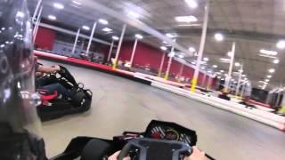 Download How to get kicked out of K1 Speed Indoor Kart Racing Video