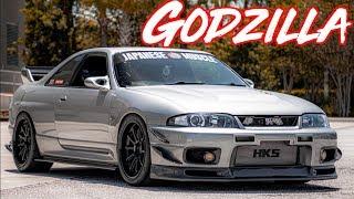 Download Sequential Skyline R33 GTR Street Drive - Godzilla RB26 2.9L Stroker! Video