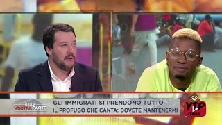 Download BELLO FIGO TORNA IN TV! SALVINI VS BELLO FIGO Video