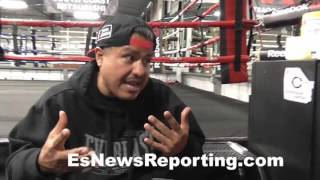 Download Epic Big G annoyed by Robert and Pita - EsNews Boxing Video