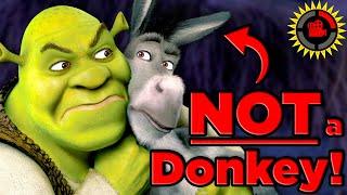 Download Film Theory: Shrek's Donkey was SECRETLY a Human! (Shrek Movie) Video