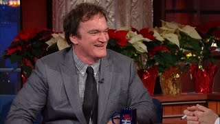 Download BREAKING: Quentin Tarantino Loves Rom-Coms Video