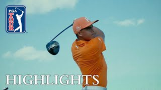 Download Rickie Fowler extended highlights | Round 4 | Hero Video