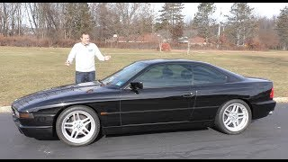 Download Here's Why the BMW 850CSi Was the Best BMW of the 1990s Video