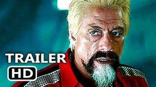 Download JEAN CLAUDE VAN JOHNSON Official Trailer # 2 (2017) Van Damme, Amazon Video TV Series HD Video
