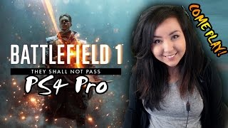 Download ʕ·ᴥ·ʔ Happy Saturday! They Shall Not Pass || BF1 on PS4 Pro Video