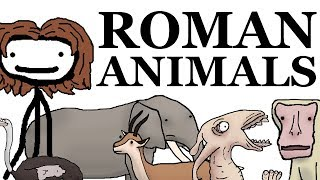 Download Exotic Animals in Ancient Rome Video