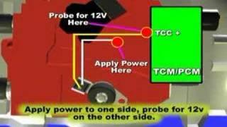 Download TCC or Torque Converter Solenoid Video
