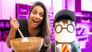 Download BAKING AN EPIC HARRY POTTER CAKE Video