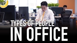 Download Types Of People In Office Video