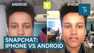 Download Why Snapchat Looks Terrible On Android Phones Video