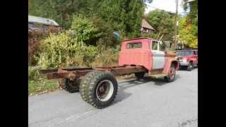 Download 1961 GMC 5000 Truck Video