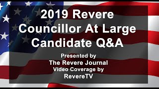 Download Election '19: The At-Large Candidates Q & A Video