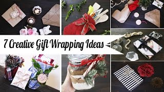 Download 7 Creative Gift Wrapping Hacks - Super Easy | ANNEORSHINE Video